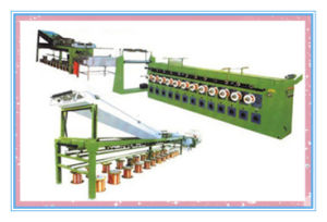 Copper Wire Annealing and Tinning Machine pictures & photos
