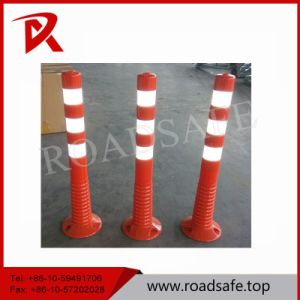 Flexible Warning Bollard Delineator Spring Post pictures & photos