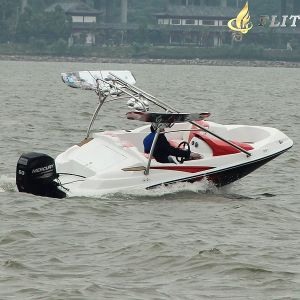 Ce Approved Small Speedboat Sportboat with Outboard Engine pictures & photos