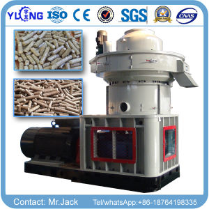Yulong Xgj850 Vertical Ring Die Type Wood Sawdust Pellet Making Machine pictures & photos