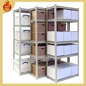 Light Duty Boltless Rivet Shelving Rack for Sale (MD-01) pictures & photos
