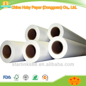 Fsc White Kraft Plotter Paper for CAD and Printing pictures & photos