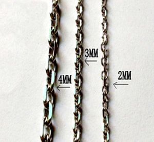 The Most Popular Fashion Titanium Jewelry Chain, 2014 (YC-10025)
