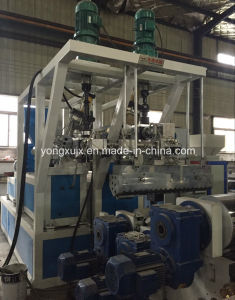 Double Layer Sheet Extrudsion Machine, PP/PS Plastic Sheet Extruder, Co-Extruding Sheet Line pictures & photos