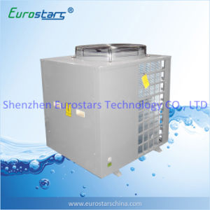 55c Modular Air Source Heat Pump Water Heating Unit pictures & photos