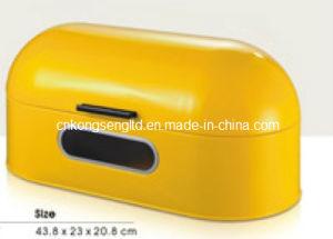 Bread Bin with Window (KS-F1001P)