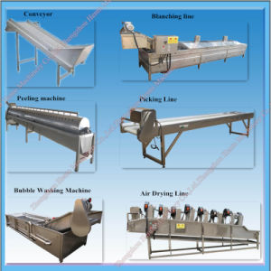 Full Automatic Meat Processing Chicken Feet Peeler pictures & photos