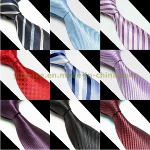 Multi Designs Necktie Handmade High Quality Fashion Micro Fiber Mens Tie (WH16) pictures & photos