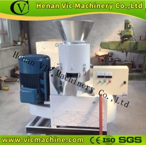 High Quality Skj System Wood Pellet Machine pictures & photos