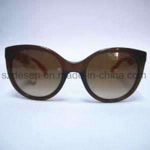 Wholesale Custom Logo Fashion Cat Eye Acetate Sunglasses pictures & photos