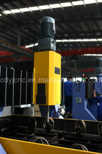 CNC Plate Drilling Machine for Steel Plate Tube Sheet pictures & photos
