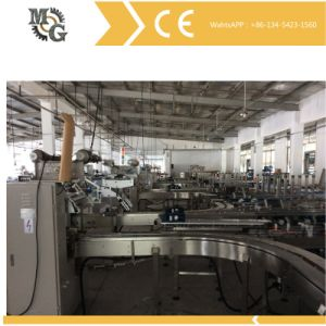 Automatic Cookies Feeding Packing Line pictures & photos