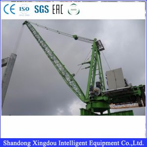 Qtp4808, 4t Max Load, 48m Jib, 0.8t Tip Load Topless China Tower Crane pictures & photos