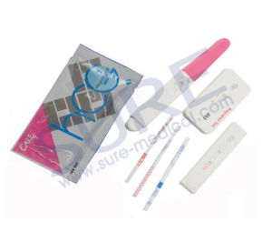 HCG One Step Pregnancy Test Strip CE pictures & photos