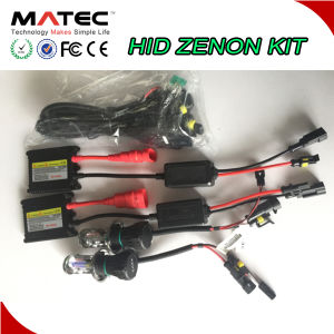 Unbelievable Factory Price HID Conversion Kit 35W 55W 75W H4 Xenon Kit with Slim Ballast pictures & photos