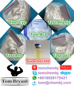 Superb Steroid Blend Oil Supertest 450 (Only High Quality Powder) pictures & photos