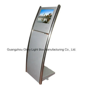 2016 New Model Self-Standing 22 Inch Digital Screen pictures & photos
