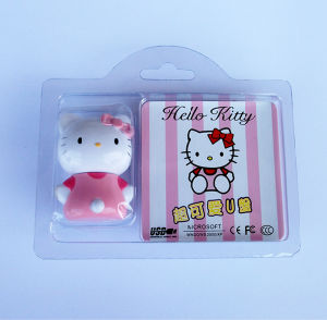 Gift ABS Hellokitty USB Flash Drive