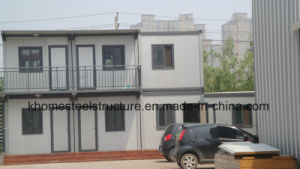 6 Meters High Steel Container Dormitory/House pictures & photos