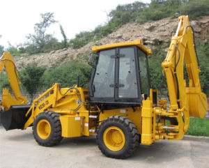 2017 Hot Sale Cheap Compact Backhoe Loader pictures & photos