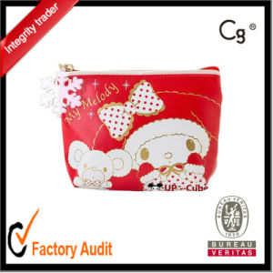 OEM PU Christmas Cosmetic Bags pictures & photos