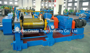 Top Technology Reclaimed Rubber Refining Machine for Reclaimed Rubber Sheet pictures & photos