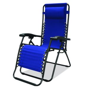 Lafuma for Leisure Folding Gravity Chair with Oxford