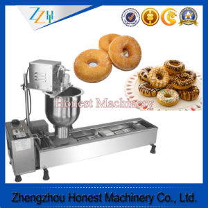 Stainless Steel Gas Donut Making Machine pictures & photos