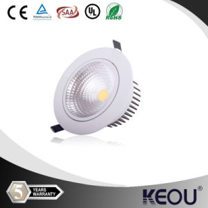 White Dimmable COB Downlights 4/5W LED Downlight with 15/30/60 Degree pictures & photos