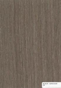 Black Apricot Veneer Plywood/Veneer MDF -24