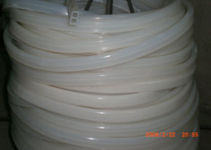 Silicone Cord, Silcione Hose, Silicone Profile, Silicone Stripe, Silicone Extrusion with All Kinds of Color pictures & photos