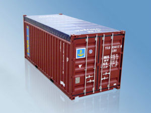 20 Ft Open Top Container pictures & photos