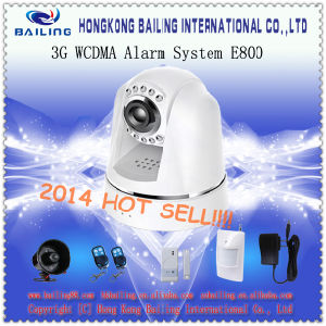 3G Video Call Alarm System for Remote Self-Monitoring (BLE800)