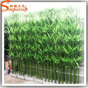 Factory Price Wholesale Plastic Fake Artificial Bamboo Plants pictures & photos