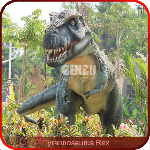 Outdoor Playground Equipment Zigong Animated Life Size Dinosaur pictures & photos