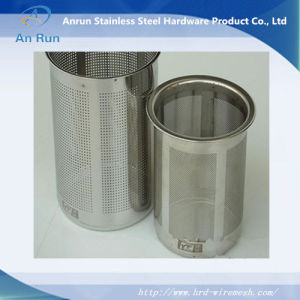 Top Quality Stainless Steel Filter Cylinder for Water Filters Factory pictures & photos