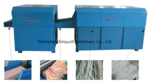 Quilted Fabric Waste&Foam Cutting Machine/Sponge Cutting Machine/Foam Cutter/Particie Foam Cutting Machine/Pellet Foam Cutting Machine/Recycle Foam Cutter pictures & photos