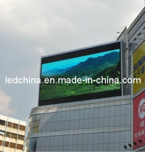 Outdoor P16 Multi Color LED Display Board pictures & photos