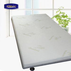 Comfort Furniture Natural Bamboo Memory Foam Mattress pictures & photos