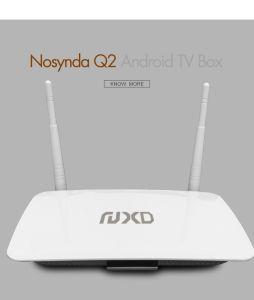 Q2 Smart TV Box Quad-Core Support 4k/2k TV Receiver pictures & photos