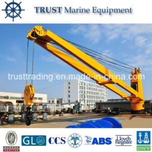 China Marine Offshore Hydraulic Crane Manufacturer pictures & photos