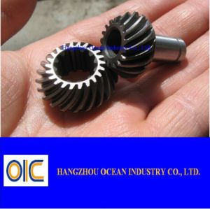 Transmission Steel Gears and Shafts pictures & photos