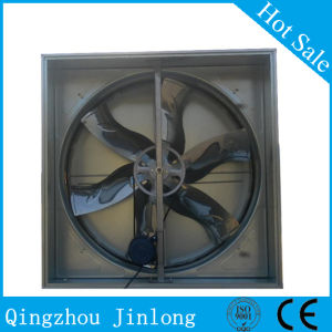 (Butterfly) Cone Exhaust Fan with Stainless Steel Blade (JL-40′′) pictures & photos