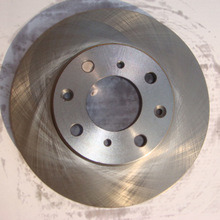 Drilled and Slotted Brake Rotors pictures & photos