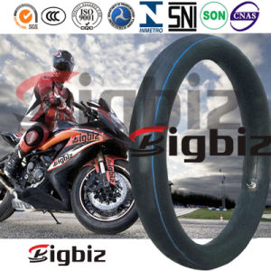 3.00-17 China Top Quality Motorcyle Inner Tube Natural Motorcycle Tube pictures & photos