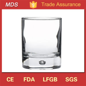 Novelty Clear Buy Tulip Shaped Charming Whisky Glass pictures & photos