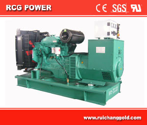 Diesel Generator Set Powered by Cummins Engine (R-DC100)