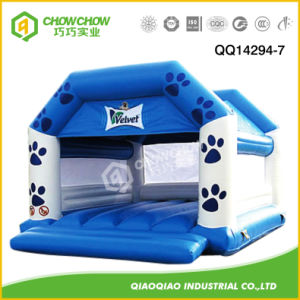 Qiaoqiao New Design Amusement Park Inflatable Castle Toys for Kids pictures & photos