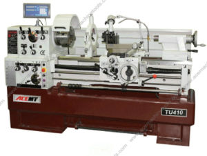 Engine Lathe Machine -Tu410 pictures & photos