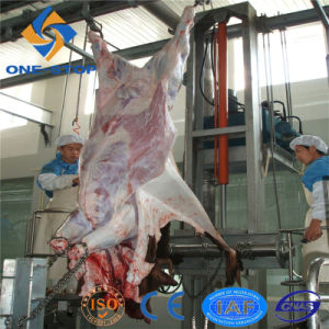 Cattle Cow Slaughter Equipment Peeling Machine pictures & photos